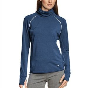 Nike Women's Dri Fit Sprint Fleece Pullover
